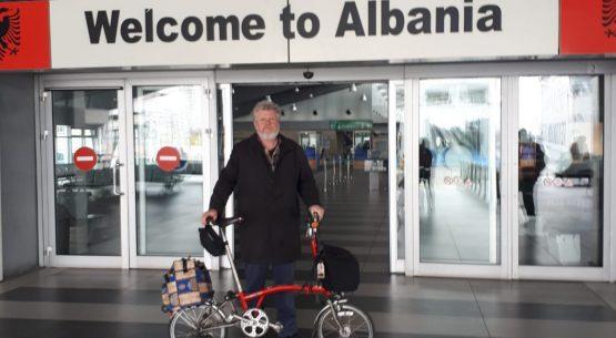 John's Tour of Albania