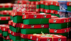 Annual Christmas Shoebox Campaign almost Over